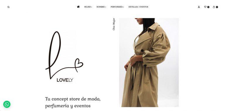 Diseño tienda online A Coruña